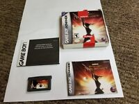 Baldur's Gate: Dark Alliance (Nintendo Game Boy Advance, 2004) complete gba