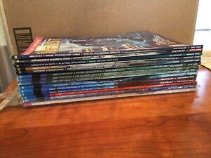 The duelist magazine between #10-25,14 total, some dups. lQQk! Mtg wotc magic