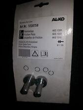 AKS 1300 Bremsbelag-Bolzen-Set Orginal Alko
