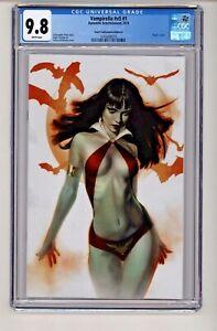 Dynamite's Vampirella #! Middleton Variant CGC 9.8