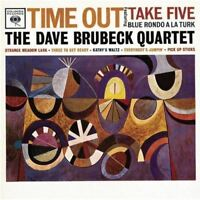 THE DAVE BRUBECK QUARTET Time Out (Gold Series) CD BRAND NEW