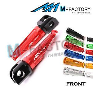 For Suzuki Front Rider Foot Pegs GSX-R 600 750 2006 07 08 09 2010 2011 2012 2013