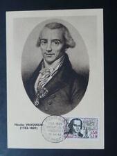 pharmacy chemistry Nicolas Vauquelin maximum card 68066