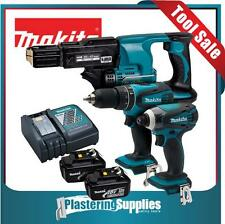 Makita Screwgun Impact Driver Drill Batteries/Charger DFR450 XDT01 LXPH01