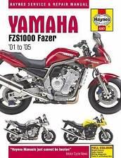 Yamaha FZS1000 Fazer 2001 - 2005 (Haynes Service & Repair Manual) by Anon, NEW B