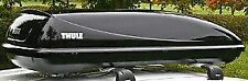 Thule Ocean 200 Roof Box 690202 450L Gloss Black Finish