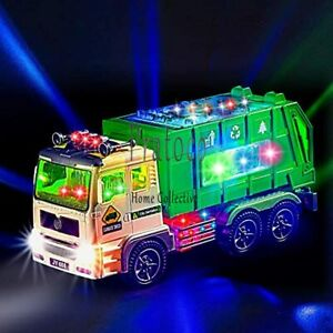 Truck Cars toy for Kids Toddlers boys age 2 3 4 5 year old 4D LIGHTS AND SOUNDS