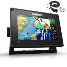 GO7 XSR ROW SIMRAD Eco-cartografico con trasduttore HDI XDCR art. 000-14446-001