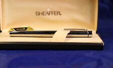 Sheaffer TARGA Fountain pen, NOS, box, Look