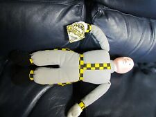 Vintage Plush Crash Test Dummy