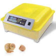 48Egg Incubator Digital Automatic Turner Hatcher Chicken Egg Temperature Control