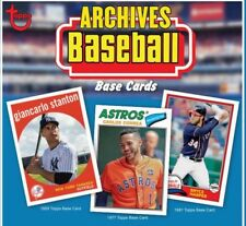 2018 Topps Archives Complete Your Set Lot (10) Rookie, RC + #1-300 Pick 10