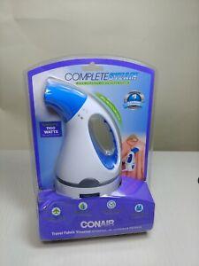Conair Complete Steam Travel Fabric Steamer 1100 Watts