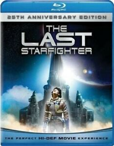 THE LAST STARFIGHTER 25TH ANNIVERSARY EDITION BLU RAY BRAND NEW