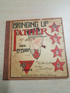"""antique """"Bringing Up Father"""" series 4 1921"""