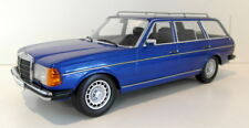 KK 1/18 Scale resin - KKDC180091 Mercedes Benz W123 T model blue