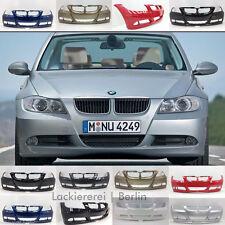 BMW 3er E90/E91 2004-2008 PDC SRA STOßSTANGE VORNE LACKIERT IN WUNSCHFARBE, NEU!