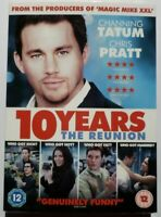 10 Years The Reunion - Comedy (DVD 2013) (12) (New & Sealed) Channing Tatum