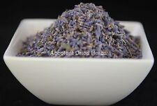 Dried Herbs: LAVENDER Super Blue - Lavendula angustifolia   50g