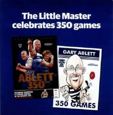 GARY ABLETT Jnr 350 Games AFL Geelong Cats Glossy A2 Poster 59 x 42cm