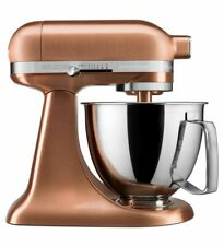 KitchenAid Artisan Mini Copper Clad 3.5 Quart Tilt-Head Stand Mixer, KSM3317XCP