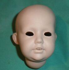 bisque head antique 247  J.D. Kestner repro /unpainted