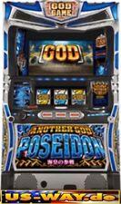 S-0105 Las Vegas Slot Maschine Spielautomat Geldspielautomat Einarmiger Bandit