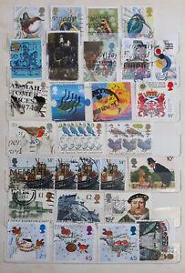 United Kingdom stamps.