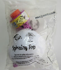 MIP Dairy Queen 1999 DQ Casper Friendly Ghost SPINNING TOP Spin Toy POOR PACKAGE