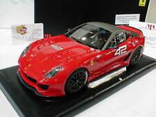 MR Collection Models # Ferrari 599 XX Racing Version No. 42 1:18 Lim. Ed. 99 pcs