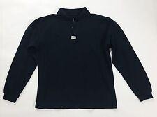 Levi'strauss S maglia maglietta unisex manica lunga usata vintage T1334