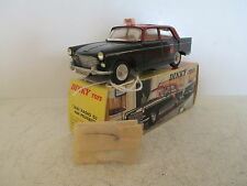 FRENCH DINKY 1400 PEUGEOT 404  TAXI G7 MIB 9 EN BOITE VERY NICE L@@K