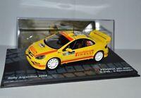 RALLY IXO DIECAST 1/43 PEUGEOT 307 WRC Galli/ Bernacchini 2006  RAL020