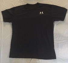 Under Armour, Short Sleeve Shirt. Size Sm, Blue, Loose Fit