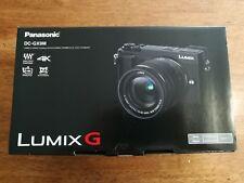 NEW Panasonic Lumix DC-GX9 Mirrorless Digital Camera w/12-60mm SILVER DC-GX9MS