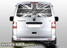 VW Volkswagen Transporter T5 Portón Trasero Wrap 708 unoin Jack gráficos Vinilo Impreso