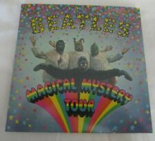 "THE BEATLES Magical Mystery Tour UK stereo double 7"" EP Parlophone SMMT1 1967"