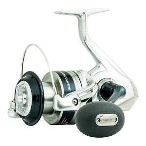 Shimano Saragosa SW 8000 Spinning Reel SRG8000SWAHG