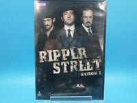 neuf film serie DVD ripper street saison 1