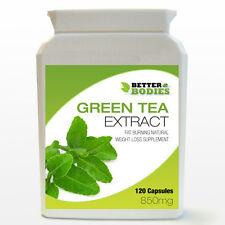 MAX Green Tea Extract 850mg Weight Loss Diet Antioxidant LARGE 120 Bottle Pills
