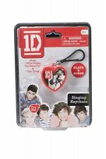 One Direction 1D Heart Shaped Singing Keyring