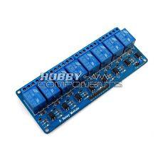 8 Canales De 5v módulo de relés Para Arduino Pic Arm Avr Dsp