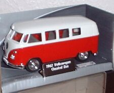 WELLY VW-BUS BULLI 1962 T1 OVP #3899