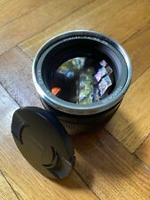 ZEISS Planar T 85mm f/1.4 MF ZE Lens For Canon