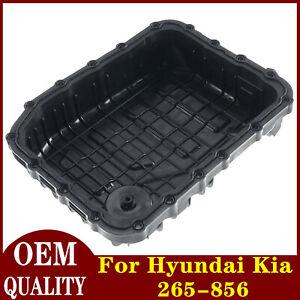 Transmission Oil Pan Fits Kia Rio Soul Forte Hyundai Accent Elantra