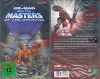 VHS HE-MAN AND MASTERS OF THE UNIVERSE VOLUME 1 WIE ALLES BEGANN (2002) Neu+OVP