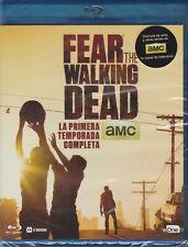 BLU-RAY FEAR THE WALKING DEAD 1º TEMPORADA COMPLETA