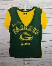 NFL womans Tshirt size M Green Bay Packers NFL Shirt