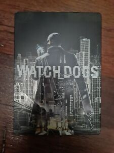 Watch dogs Steelbook and Model