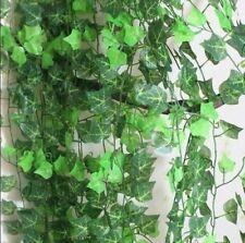 2.4 Meter Efeu Künstliche Girlande Efeugirlande Efeuranke Kunstpflanze Grün